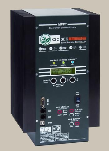 Солнечные контроллеры MPPT