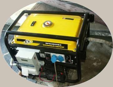 Работа с недорогими генераторами